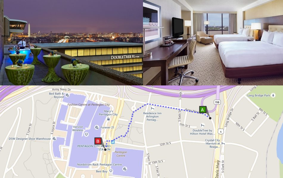 Hotels Near Crystal City Dc